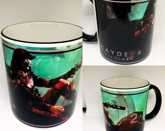 Custom Made Destiny 2 Cayde 6 Coffee Mug 15oz and 11oz Personalized