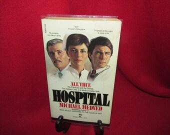 """Vintage Paperback """"Hospital""""by Michael Medved"""
