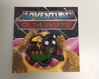 Adventure Time Finn Jake Heman Master's of the Universe