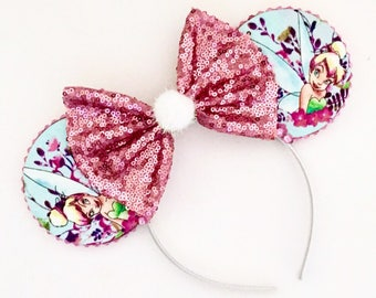 The Fairy - Handmade Mouse Ears Headband