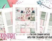 Printable, eclp Weekly Kit, Pastel Stickers, Photography Weekly Kit, Printable Weekly Kit,Printable Planner Stickers