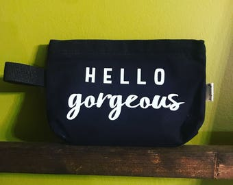 H E L L O  Gorgeous Bag