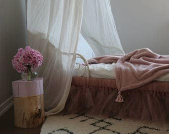 Teepee, Canopy, Hanging Reading Nook for your newborn or child in the nursery or kids room hanging bed canopy