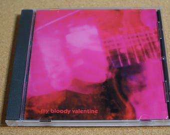 Loveless by My Bloody Valentine Vintage CD Compact Disc