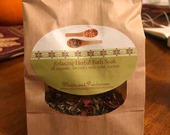 Lavender Bath Soak