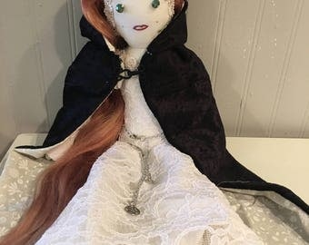 The White Witch Doll