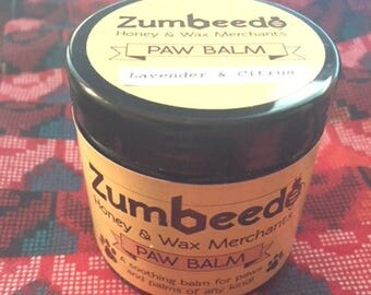 Lavender and Citrus Paw & Palm Balm