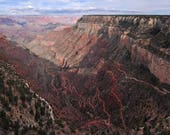 """Grand Canyon - 2 Sided Puzzle 10"""" x 18"""""""