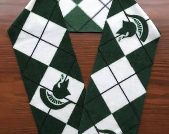 Michigan State Spartans Fleece Scarf