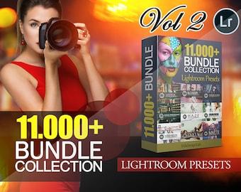 98% Off - 11.000 Mega Collections Lightroom Presets For Photographer, Designer, Etc. INSTANT DOWNLOAD (Presets for Lightroom 4,5,6,CC)