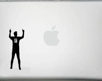 Lionel Messi Decal - Computer Decal