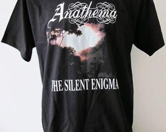 T-shirt ANATHEMA   [s-m-l-xl-xxl-xxxl] Katatonia Paradise Lost My Dying Bride The Gathering Tiamat Amorphis Saturnus Sólstafir Alcest