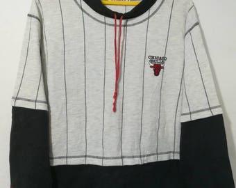 Rare vintage Chicago bulls sweatshirt M size