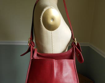 Coach Leather Bag /  Leather Shoulder Bag