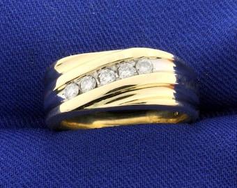 1/4 ct TW Diamond Band Ring