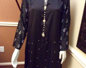 Pakistani dress,silk kurti