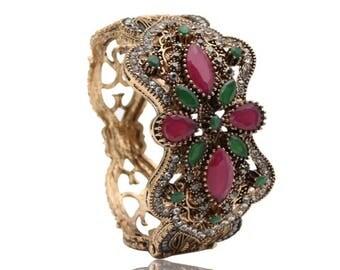Jewelry Turkish vintage fashion bangles