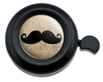 Curly Mustache Bicycle Handlebar Bike Bell