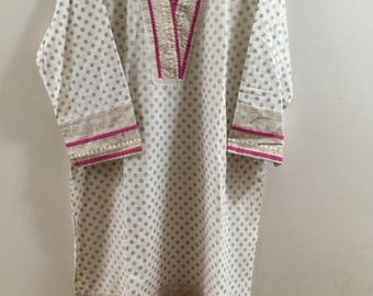 Indian Bollywood Kurti Kurta top Tunic -3XL