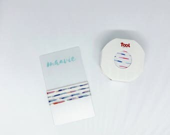 20% OFF! SAMPLE Washi tape tool - flying
