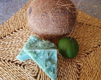 Put the Lime in the Coconut Soap