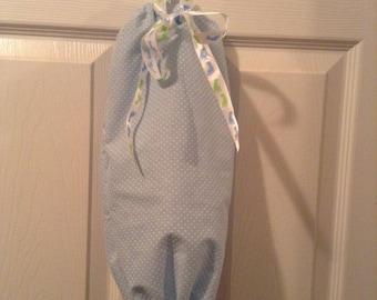 Plastic Grocery Bag Holder