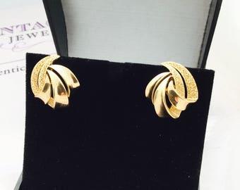1960's Trifari Earrings