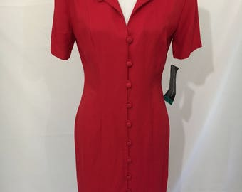 Simply Red 80's All That Jazz Dress