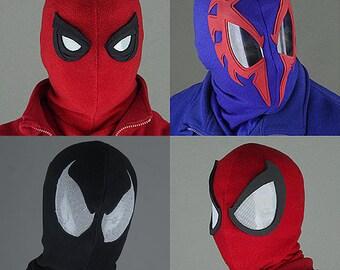 Iron Spider Civil War Mask/Spiderman/Homecoming/Symbiote/Amazing/2099