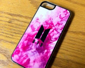 BTS- KPOP Bangtan Boys Custom Phone Case-New 2017-2018 iPhone Custom Cases
