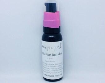 Organic Nourishing Facial Oil