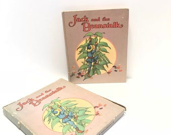 Jack and the Beanstalk 1920