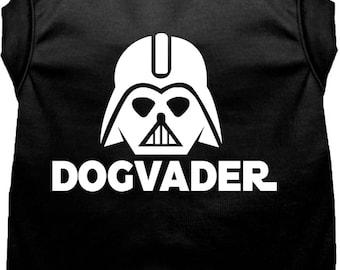 DogVader Star Wars Darth Vader Vest, Shirt