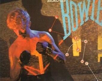 David Bowie - Let's Dance // Vintage LP