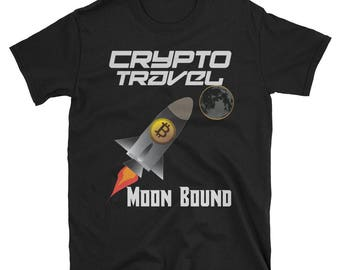 Crypto travel,  bitcoin shirt, bitcoin tshirt, bitcoin design, bitcoin sticker, bitcoin decal, bitcoin tee, bitcoin gift, bitcoin t shirt