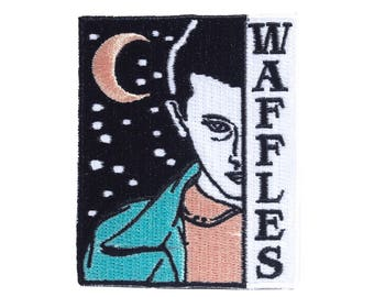 Stranger things - Eleven patch