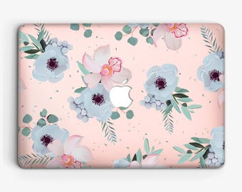 Floral Case Macbook Pro 15 Case Macbook Pro 13 Hard Case MAcbook Pro Retina 15 Case Hard MAcbook Air 11 Case Hard Cactus Laptop Cover AC2016