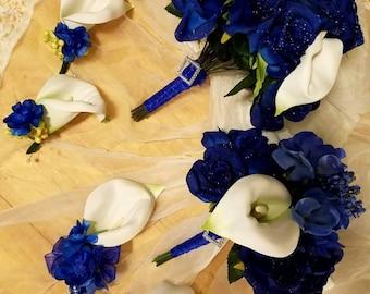 Wedding flowers package