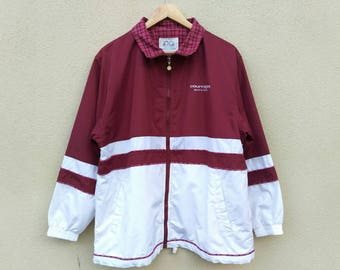Vintage Courreges Sports Futur windbreaker