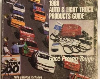 Goodyear Automotive Products Catalog