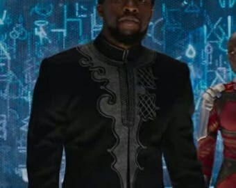 Black Panther Special, Top and pants.