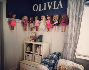 """Doll Holder for 18"""" Dolls American Girl"""