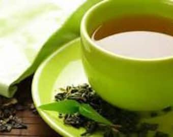 All Natural Herbal Green Tea