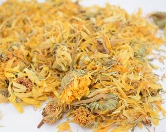 Organic Calendula Flowers/ Herbs