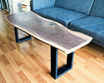 U Shape Metal Tubing Legs, Coffee Table Legs, Metal Base, Side Table Legs, HEAVY DUTY, Bench legs, Furniture Legs, Furniture Base