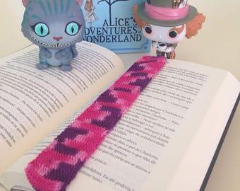 Chesire Cat bookmark