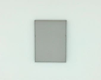 Mini Notepad grey