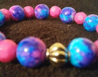 Cosmo Earring and Bracelet set