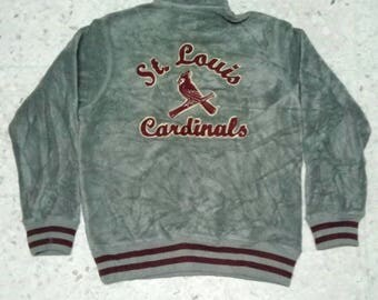 Cardinals Sweatshirt/Jacket Saiz M