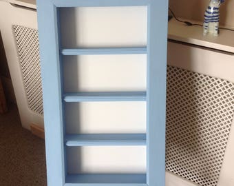 Display cabinet with open front